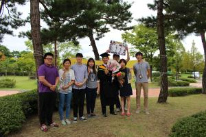 Dongwhi's Graduation Ceremony (M.S) 이미지