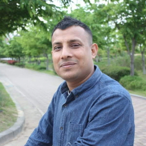 Raghbendra Kumar Dutta, PhD. (Post.Doc)