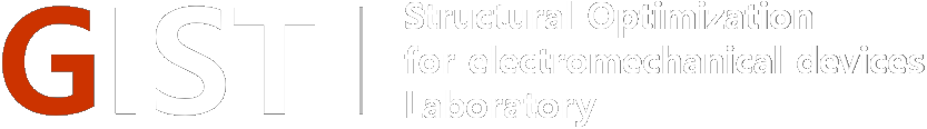 Structural Optimization for electromechanical devices Laboratory